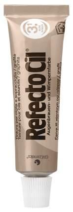 Краска для бровей RefectoCil 3.1 Светло-коричневая 15 мл