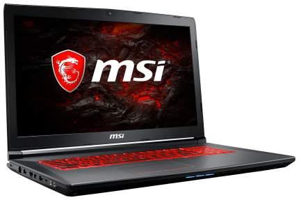 Ноутбук игровой MSI GV72 8RD-039RU 9S7-179F21-039