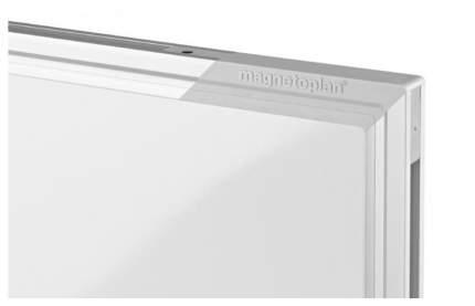 Доска мобильная Magnetoplan SP 1800х1200 мм Лаковая, белая, вращающаяся