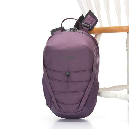 Рюкзак Pacsafe Venturesafe X12 Backpack фиолетовый 12 л