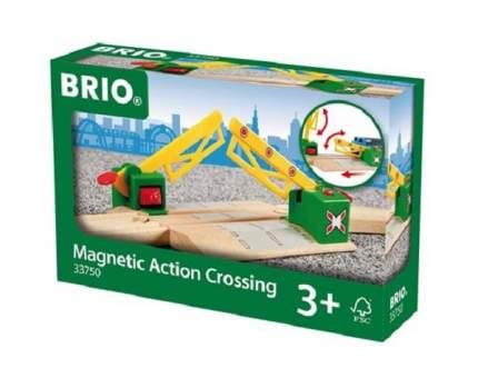 Железная дорога - переезд (на магнитах) Brio (33750)