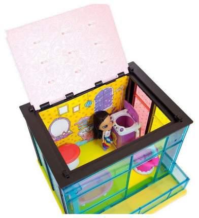 Модный дом ABtoys в наборе с куклой и мебелью, 100 деталей PT-00849