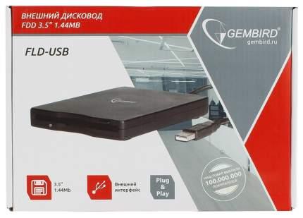 Привод Gembird FLD-USB 89176 Black