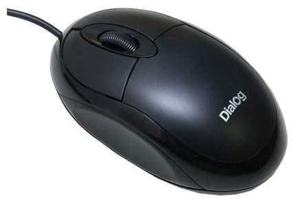 Проводная мышка Dialog Pointer MOP-00BU Black