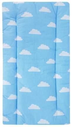 Комплект в коляску Leader Kids «Облака на голубом» GL000742174, бязь, Голубой