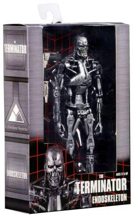 Фигурка Terminator T-800 Endoskeleton 18 см