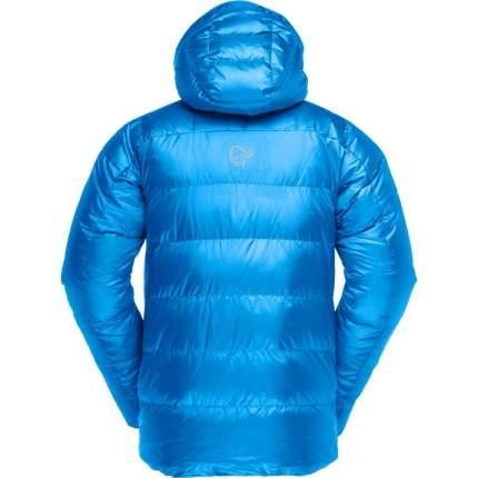 Куртка Norrona Trollveggen Down 850, signal blue, L INT