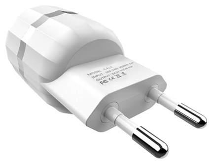 Сетевое зарядное устройство Hoco C41Ai 2 USB 2,4A White