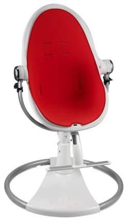 Стульчик для кормления Bloom Fresco Chrome White white, красный