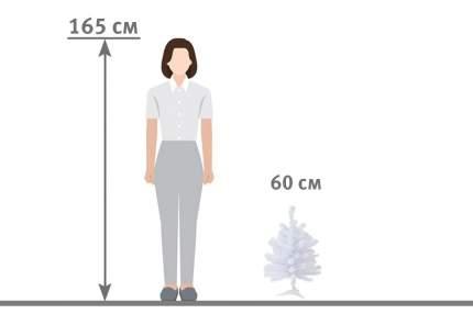 Ель искусственная Hoff 60 см