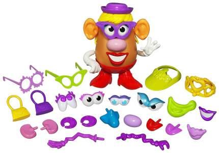 Игровой набор Mr Mrs Potato Head Playskool Friends, 35 деталей Hasbro