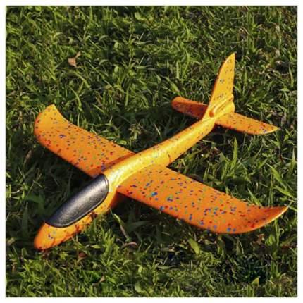Самолет-планер, для игры на открытом воздухе 33х34х4см в ассортименте