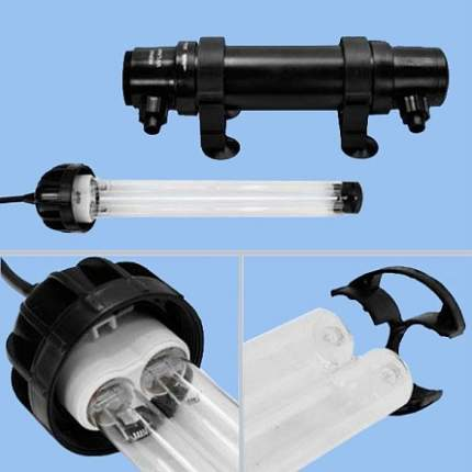 УФ-лампа для стерилизатора для аквариумов Hopar UV-611, 9 Вт