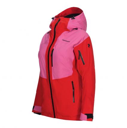 Куртка Peak Performance Grav, vibrant pink, XS INT