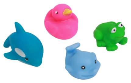 """Набор из 8 игрушек для ванны """"Пищалки"""" Крошка Я"""