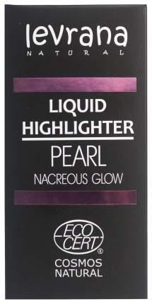 Хайлайтер Levrana Natural Nacreous glow 30 мл