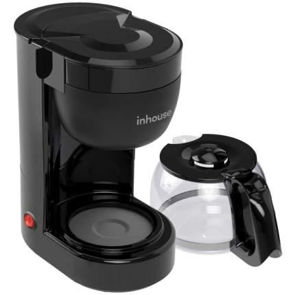 Кофеварка капельного типа Inhouse ICMD0602BK
