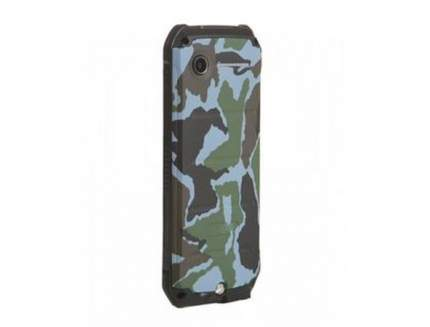 Мобильный телефон STRIKE P20 Military Green