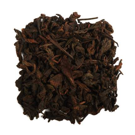 Чай шу пуэр Чайный лист крупнолистовой рассыпной 100 г