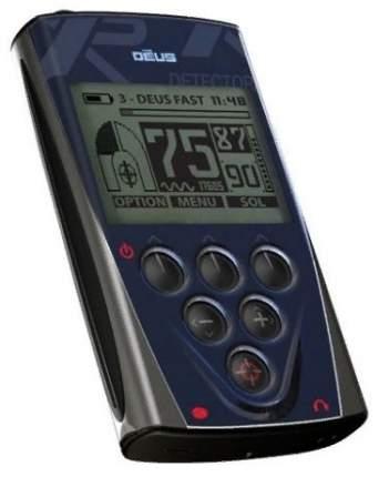 Металлоискатель XP Deus 28 X35 RC (катушка X35 28 см, с блоком, без наушников)