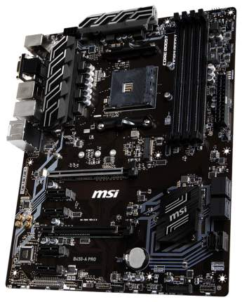 Материнская плата MSI B450-A PRO 911-7B86-003