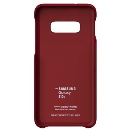 Чехол Samsung для S10E IronMan Red
