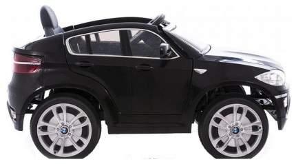 Радиоуправляемый детский электромобиль Jiajia Джип BMW X6 Черный