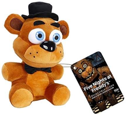 Мягкая игрушка персонажи Funko Freddy with Tray