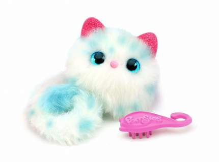 Мягкая игрушка POMSIES звёздочка бело-голубая