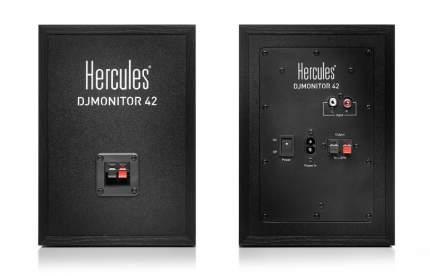 Активные колонки Hercules DJ Monitor 42 Black