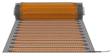 Нагревательный мат Теплолюкс ProfiMat 1800 Вт/10,0 кв.м