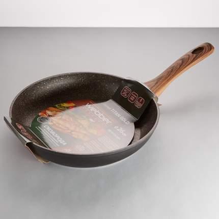 """Сковорода литая Webber """"Titan Gold"""" диаметр 26 см"""