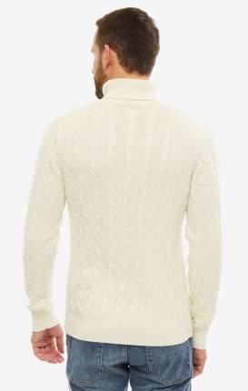 Водолазка мужская GANT 8050507.130 белая L