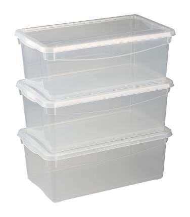 Ящик для хранения Econova Кристалл