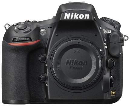 Фотоаппарат зеркальный Nikon D810 Body Black