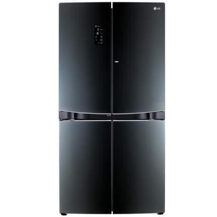 Холодильник LG GR-D24FBGLB Black