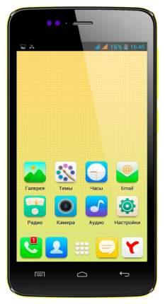Смартфон Explay Vega 4Gb Yellow