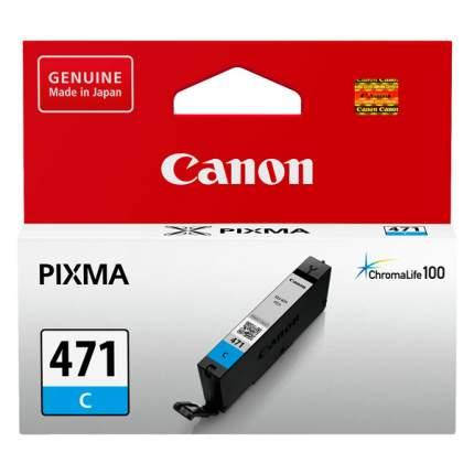 Картридж для струйного принтера Canon CLI-471 C