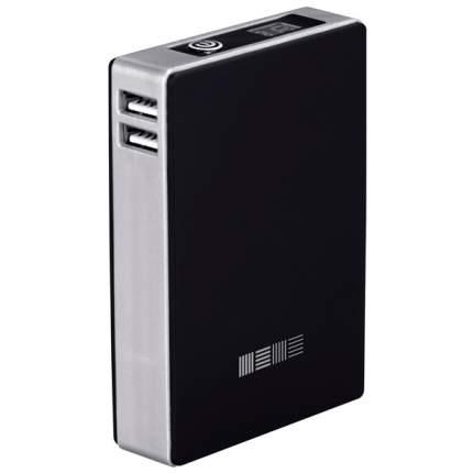 Внешний аккумулятор InterStep PB104002UB 10400 мА/ч (IS-AK-PB10402UB-000B20) Black