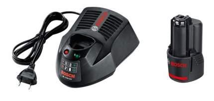 Аккумулятор и зарядное устройство Bosch Li-Ion 1 x 18 В; 4,0Ah + AL1860 CV 1600Z00043