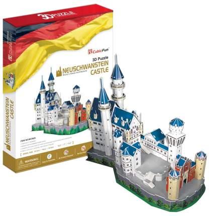 Пазл Cubic Fun 3D MC062h Кубик фан Замок Нойшванштайн (Германия)