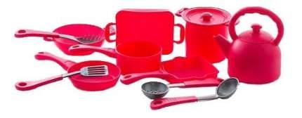 Игровой набор кухонная посуда 13 шт. Boley 41229c
