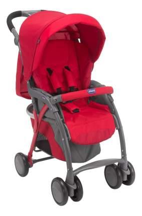 Прогулочная коляска Chicco SimpliCity Plus красная 7948270