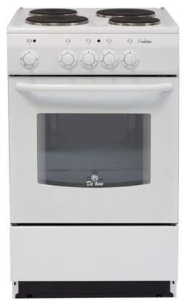 Электрическая плита De luxe 5004,12 э белый