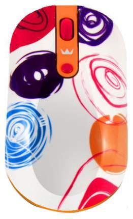 Беспроводная мышь Crown CMM-926W Orange
