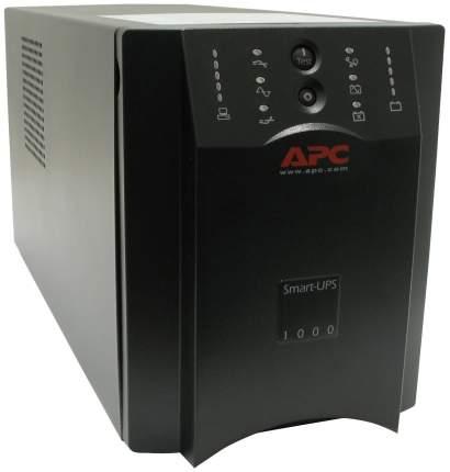 Источник бесперебойного питания APC Smart 1000VA SUA1000XLI Black