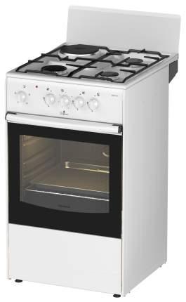 Комбинированная плита Darina 1A KM341 321W White