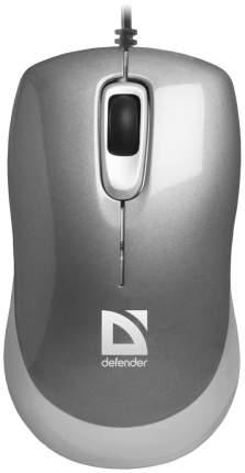 Проводная мышка Defender Orion MM-300 Grey (52817)