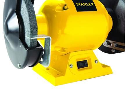 Станок точильный Stanley STGB3715 370Вт. 150мм (STGB3715-RU)