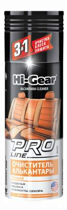 Очиститель алькантары (пенный) профессиональная формула Hi Gear HG5201